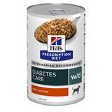 Hill's Prescription Diet w/d Digestive/Weight/Diabetes Management Canine mit Huhn 370g / Einheit: 12 Stk. bei Fressnapf günstig kaufen. Jetzt bequem im Online Shop bestellen.