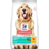 Hill's Science Plan Dog Adult Large Breed Perfect Weight 12kg bei Fressnapf günstig kaufen. Jetzt bequem im Online Shop bestellen.